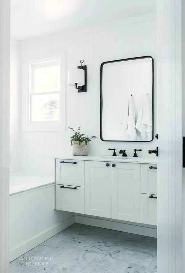 Modern Scandi Inspired White Farmhouse Design DigsDigs