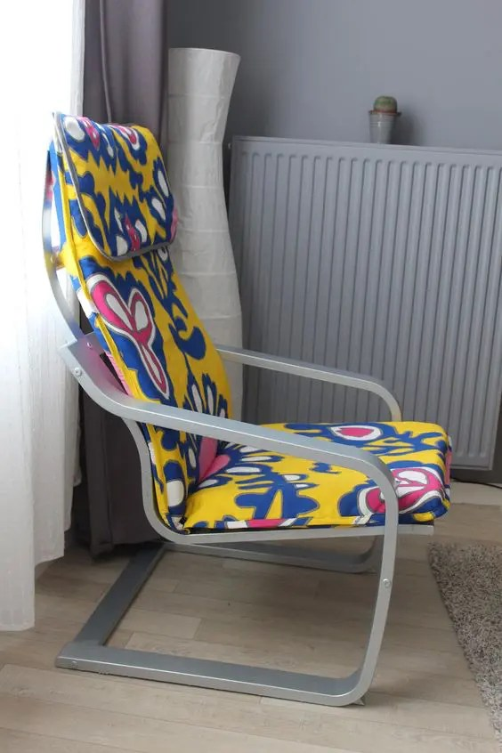 The Dabbling Crafter Diy Sunday Ikea Poang Children S Chair