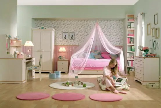The Most Beautiful Bedrooms In The World pink bedrooms | just a little bit louder.