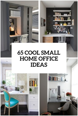Cool Home Office Ideas  camizu