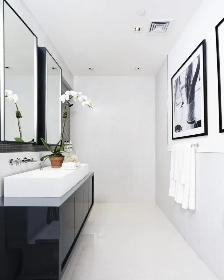 title | Vintage Black And White Bathroom Ideas