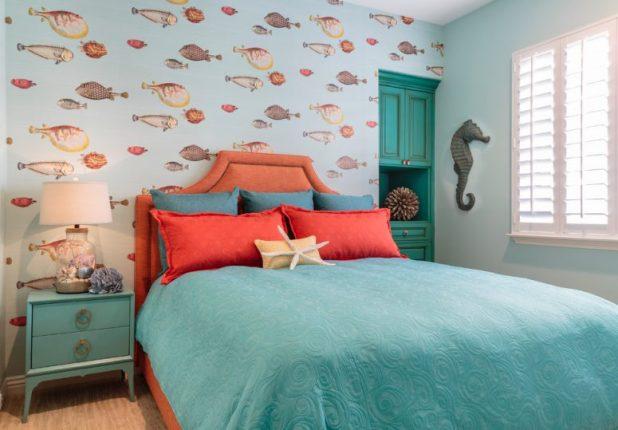 Aquarium Themed Bedroom | Nrtradiant.com