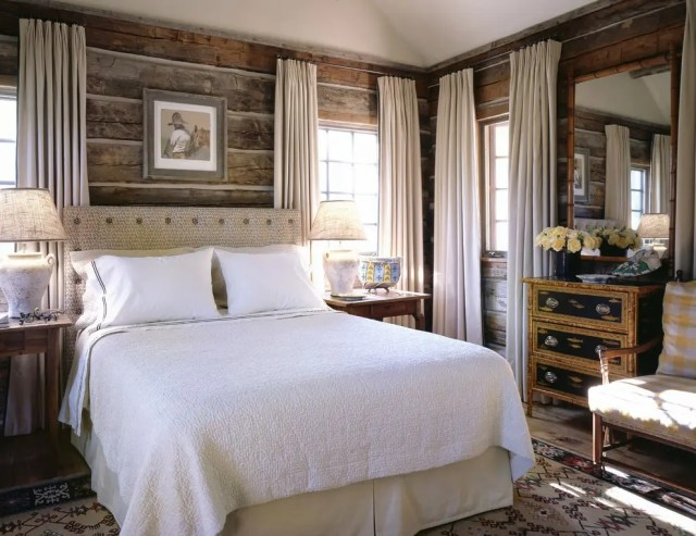 Rustic For Minimalist Bedroom