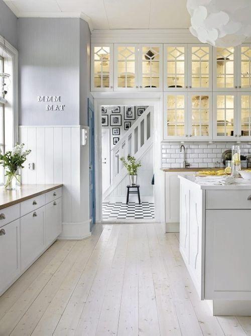 60 cozy whitewashed floors decor ideas