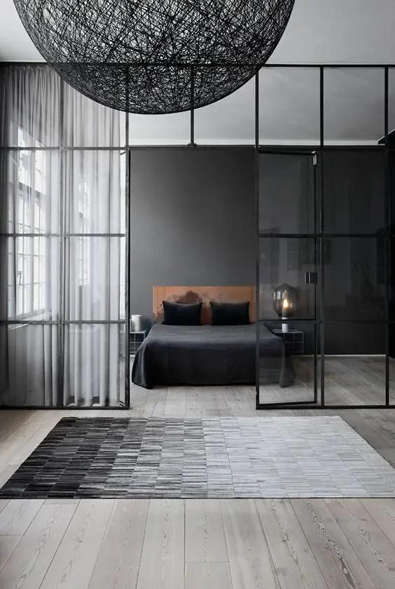 48 Daring Glass Bedroom Design Ideas Digsdigs