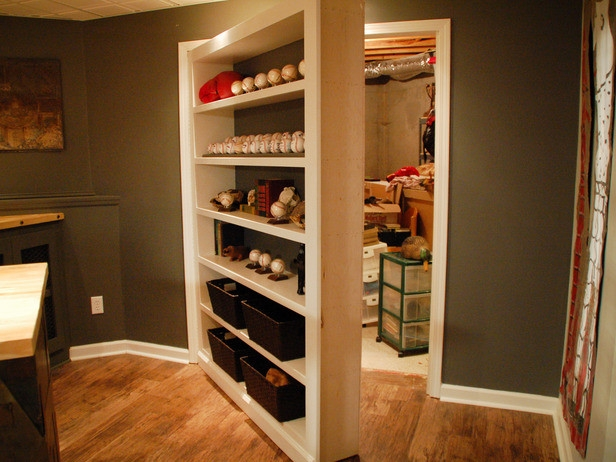 37 Basement Storage Ideas And 9 Organizing Tips Digsdigs | Hidden Stairs To Basement | Wine Cellar | Channel Zero | House | Walkout | Too Steep