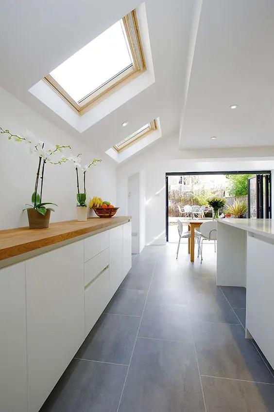 cool looking kitchen flooring ideas