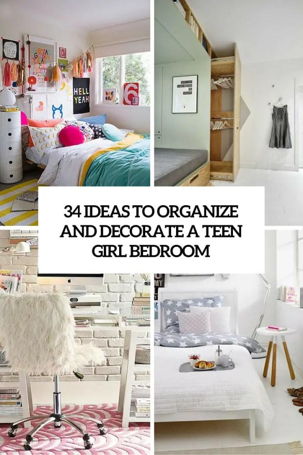 Teenage girl bedroom organization ideas for Organization ideas for teenage girl bedrooms