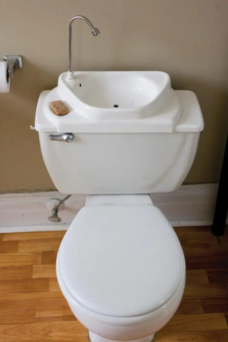 40 stylish toilet sink combos for small