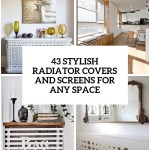 43 Stylish Radiator Covers And Screens For Any Space Digsdigs