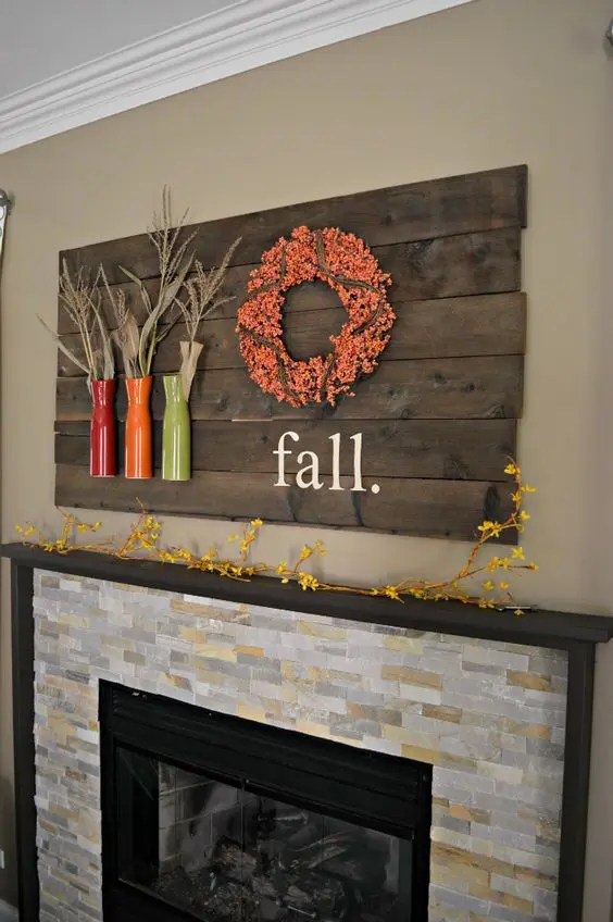 Ways Decorate Front Porch Fall