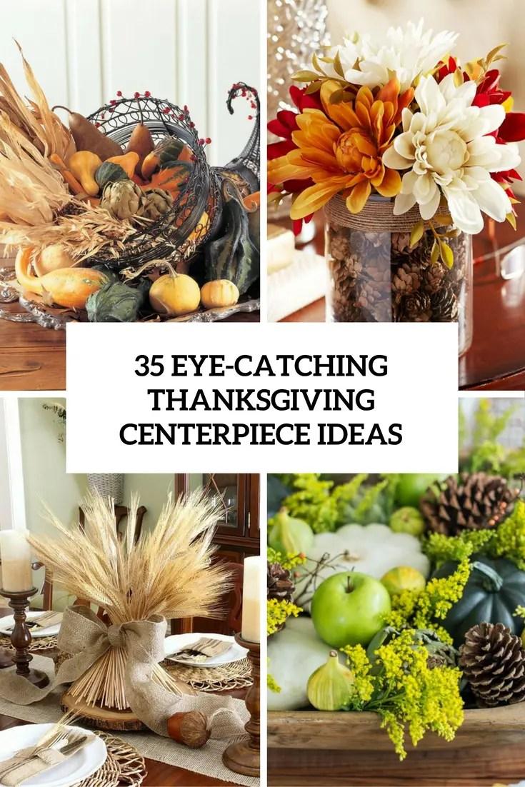 title | Thanksgiving Centerpiece Ideas