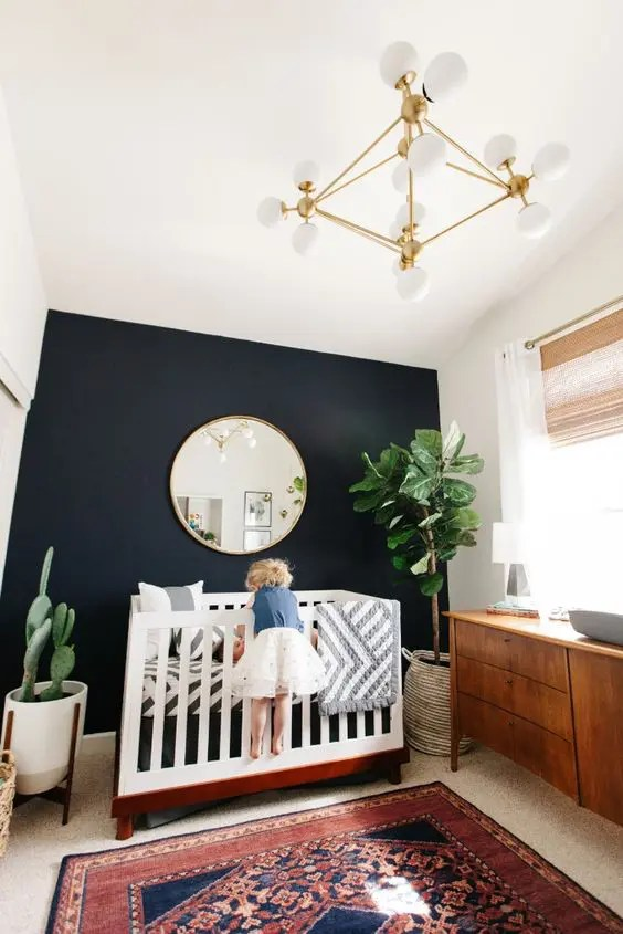 Color Passion 30 Bold Painted Accent Walls DigsDigs