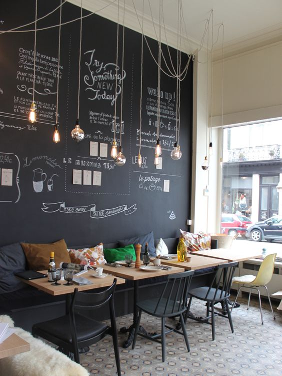 50 cool coffee shop interior decor