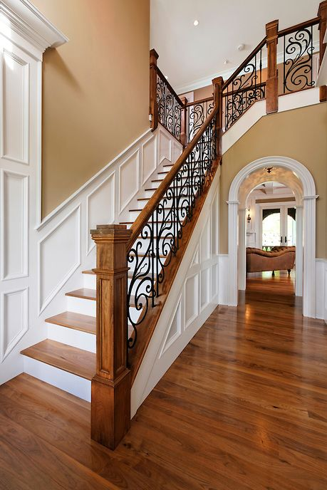 33 Wrought Iron Railing Ideas For Indoors And Outdoors DigsDigs