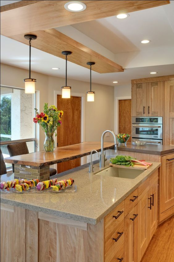 35 Quartz Kitchen Countertops Ideas With Pros And Cons DigsDigs