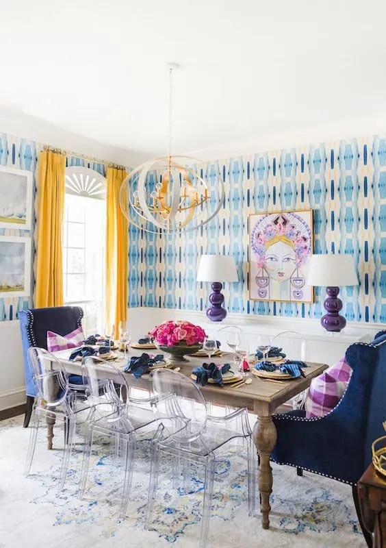 30 Gorgeous Feminine Dining Room Furniture Ideas Digsdigs
