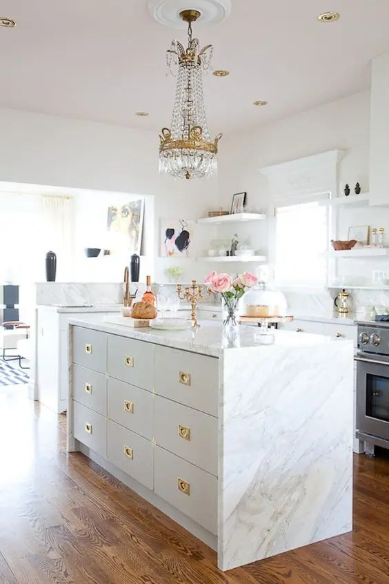 30 Refined Glam Chandeliers To Make Any Space Chic Digsdigs