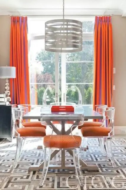 33 Lucite And Acrylic Furniture Ideas For Modern Spaces DigsDigs