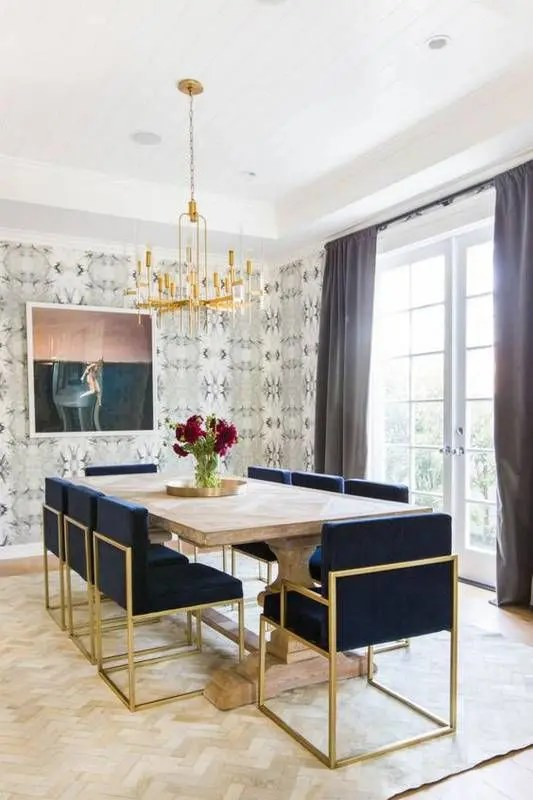 30 Awesome Ways To Refresh Your Dining Area Digsdigs