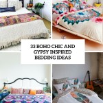 33 Boho Chic And Gypsy Inspired Bedding Ideas Digsdigs