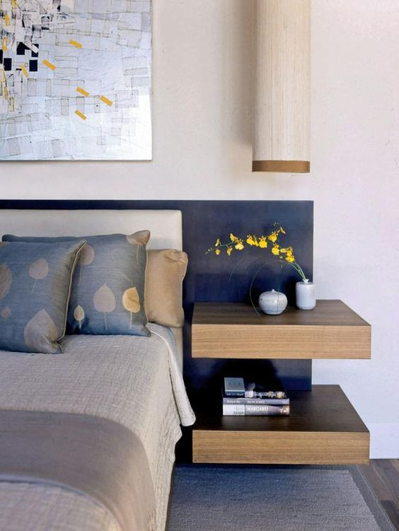 29 coolest floating nightstands and