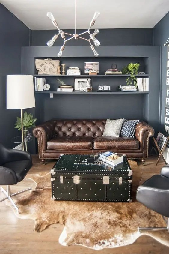 25 Ways To Integrate A Chesterfield Sofa Into Your Interior Digsdigs