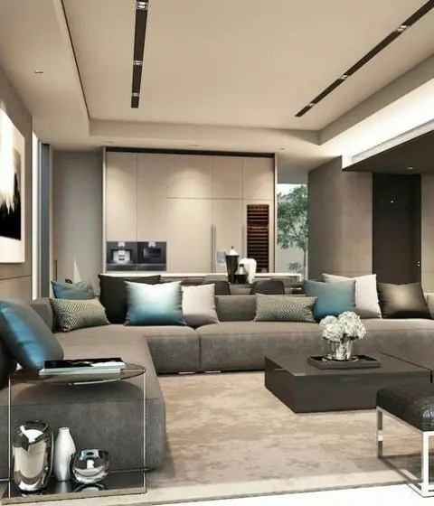 25 chic sectional sofas to incorporate