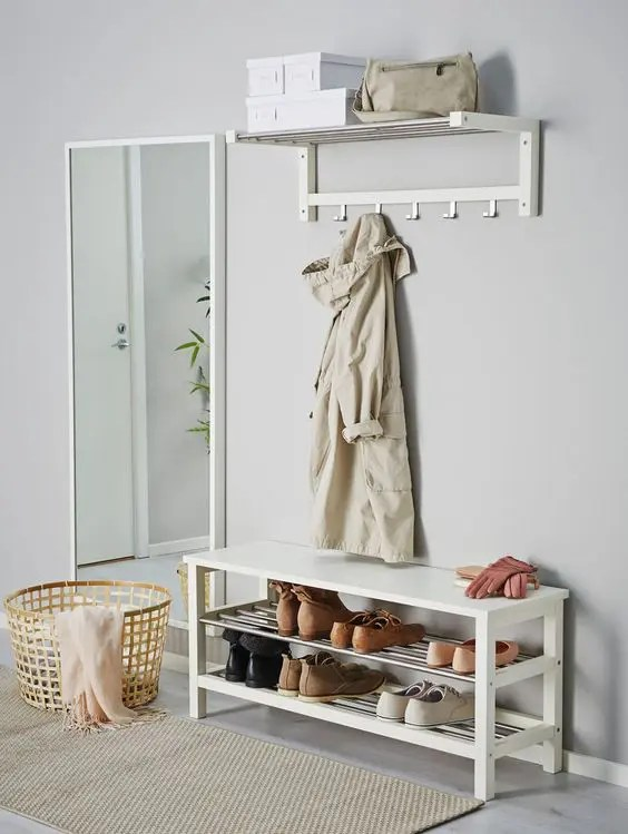 25 Practical Entryway Benches With Storage Digsdigs