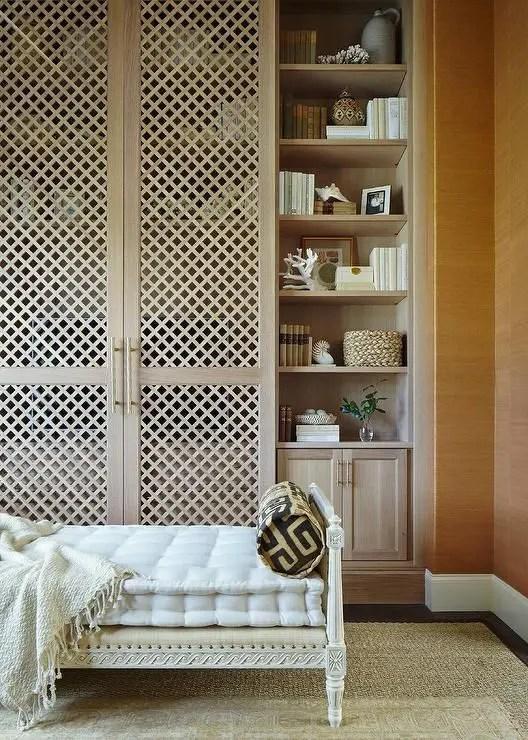 24 Elegant Wood Lattice Home Decor Ideas DigsDigs