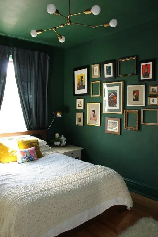 25 Easy Ways To Incorporate Green In Bedroom Decor Digsdigs