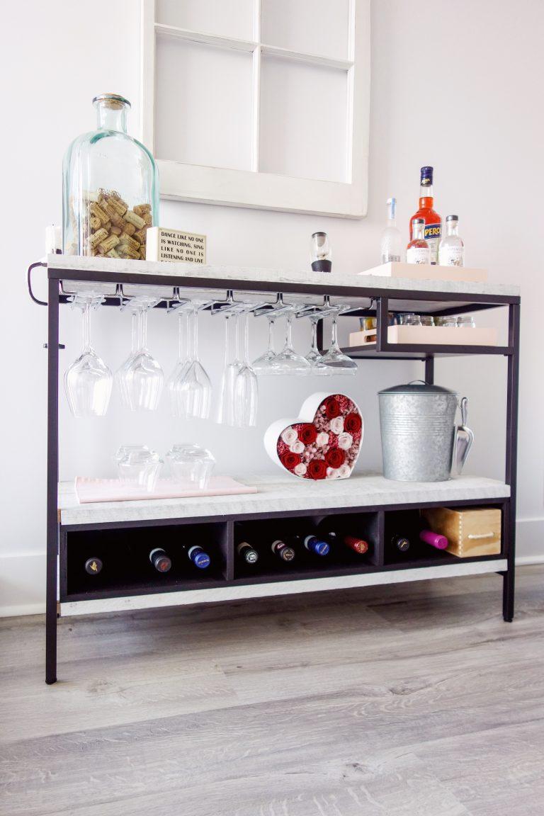 25 Cool And Bold Ikea Home Bar Hacks Digsdigs