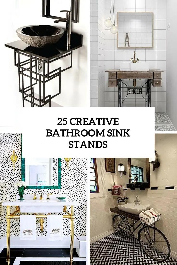 unusual bathroom sinks archives - digsdigs