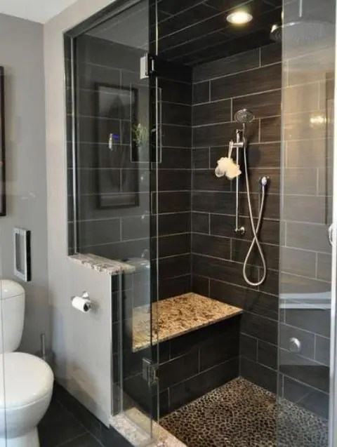 Grey Bathroom Tile Colors