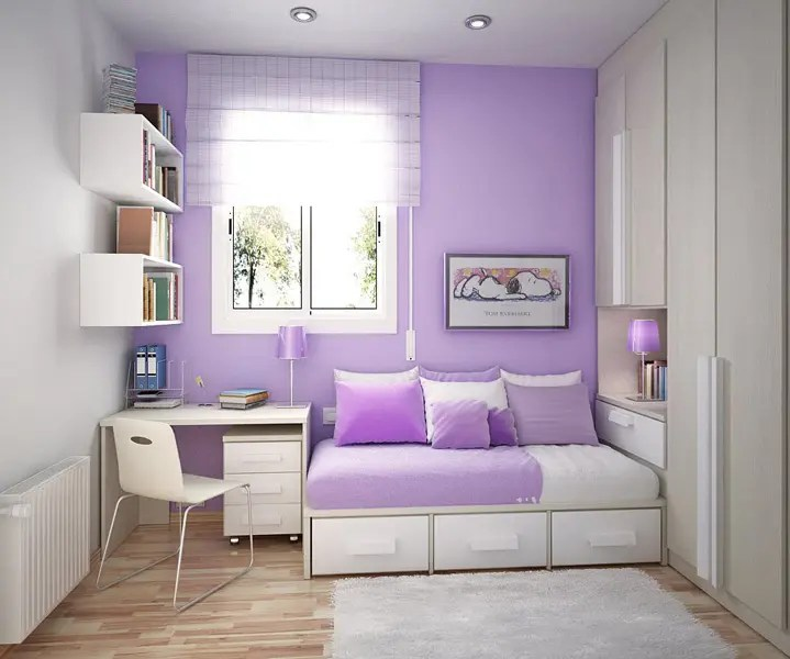 Cool Inspirations For Violet Interior Design Digsdigs