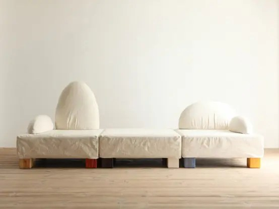 Ecological And Funny Furniture For Kids Bedroom By