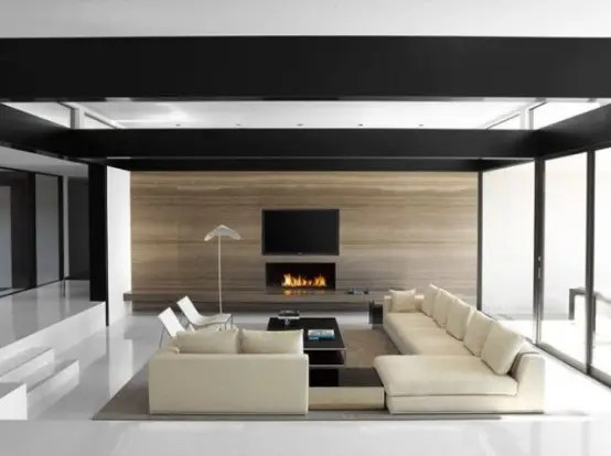 48 Adorable Minimalist Living Room Designs Digsdigs