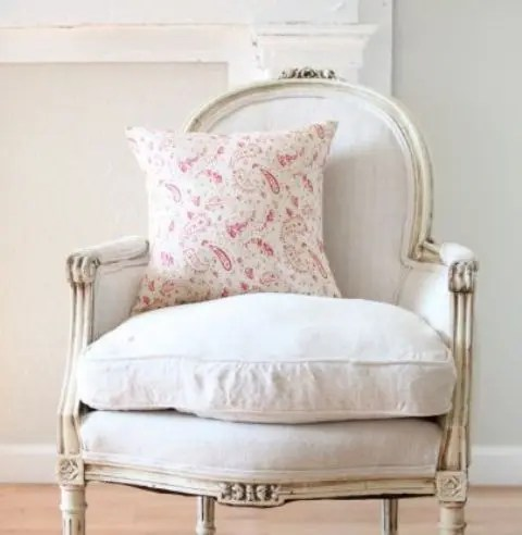 Shabby chic interior design