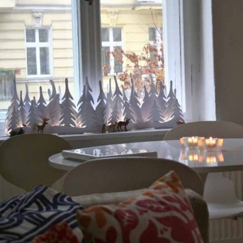 70 Awesome Christmas Window Decor Ideas Digsdigs