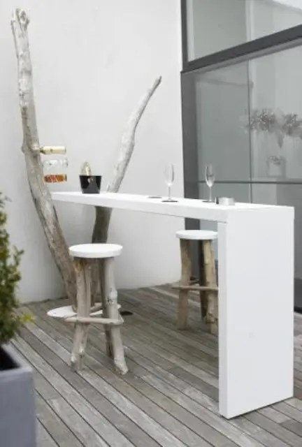 33 Awesome Small Terrace Design Ideas Digsdigs