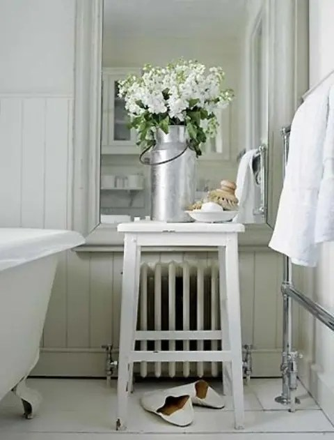 49 Bathroom Design Ideas With Plants And Flowers Ideal