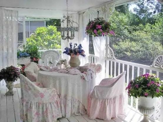 31 Beautiful Feminine Terrace And Patio Dcor Ideas DigsDigs