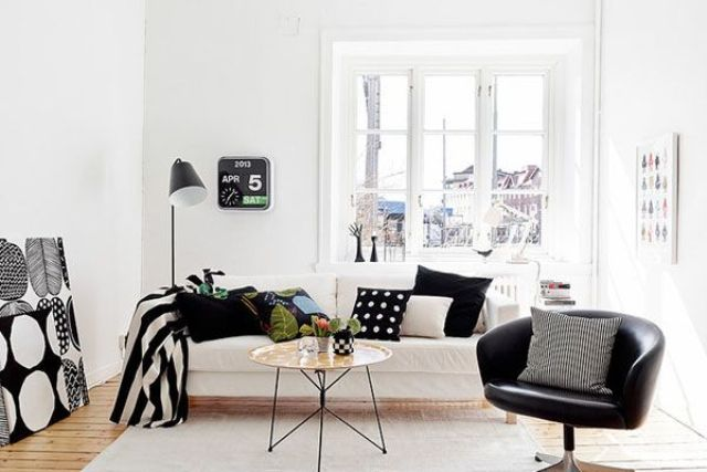 45 Beautiful Scandinavian Living Room Designs DigsDigs