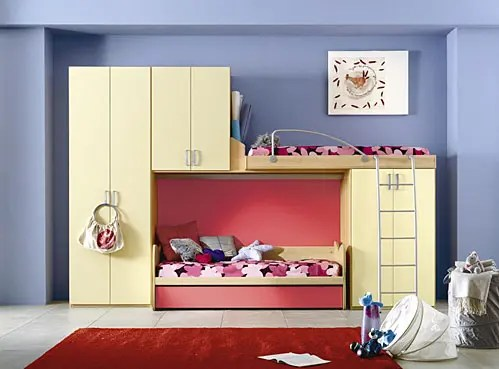 Bunk Beds And Loft Bedrooms For Teenagers By Ima Digsdigs