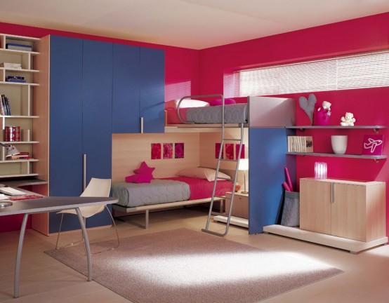 Berloni Bedroom For Kids