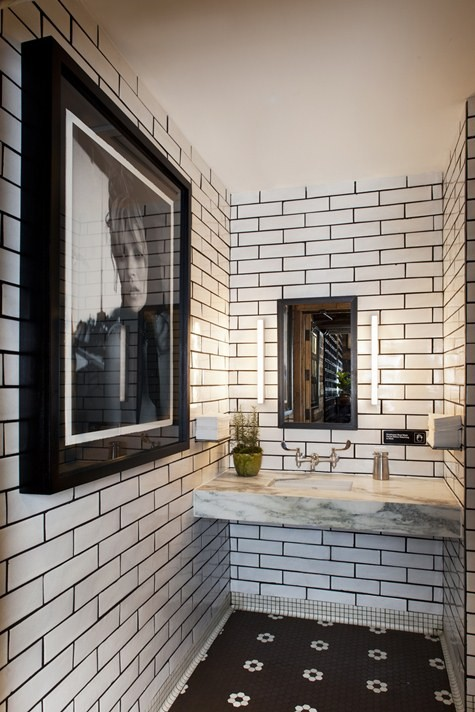 Image Result For How To Make A Bathroom Look Bigger With Tiles
