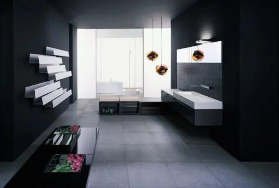 Contemporary Big Bathroom Inspiration