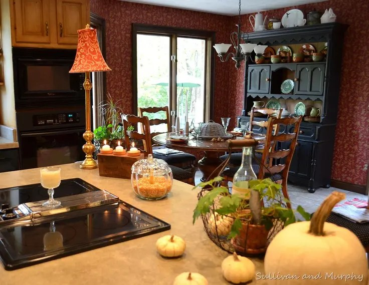 37 Cool Fall Kitchen Dcor Ideas DigsDigs