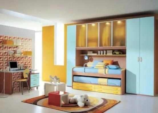 15 Cool Kids Rooms Designs Digsdigs