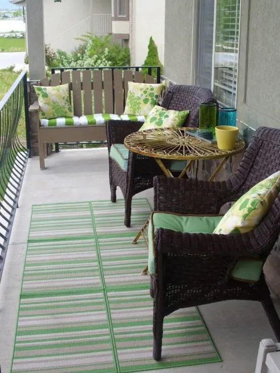 Tiny Front Porch Decorating Ideas